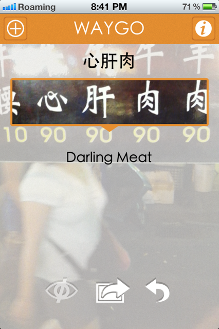 darling meat